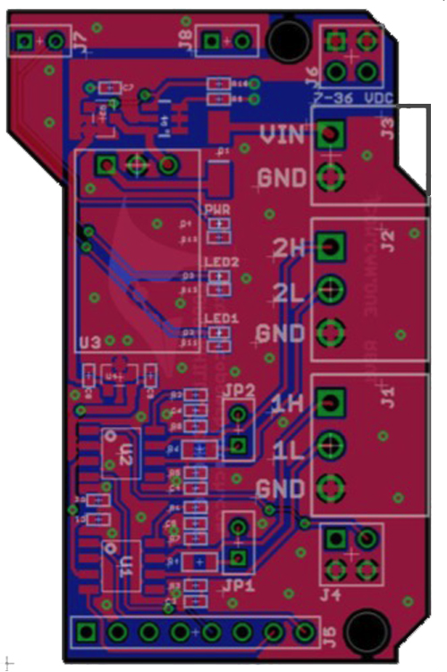 Dual CAN Bus Interface For Arduino Due